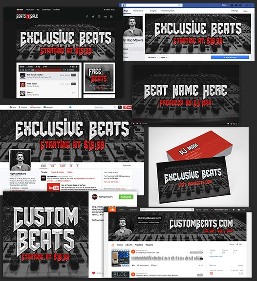 Free Music Graphics