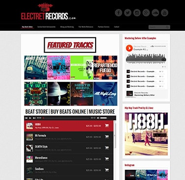 Electret Records