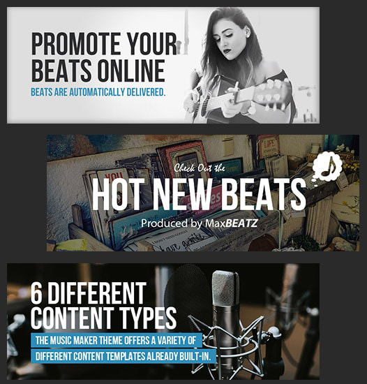 Music Maker Theme Free Graphics